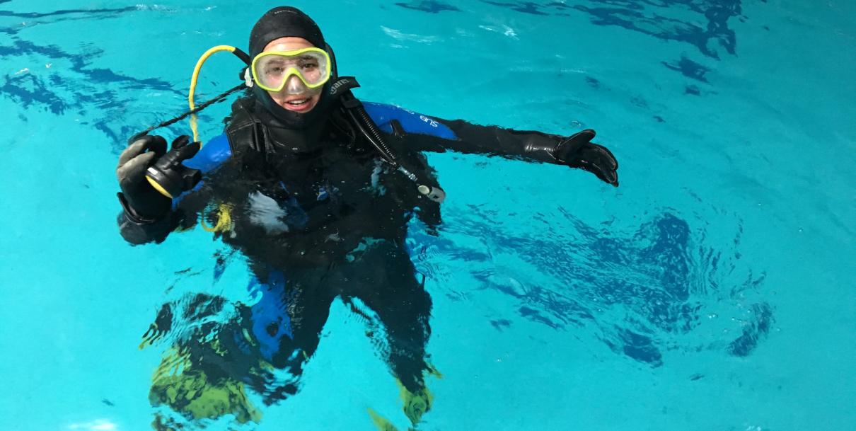 De duikclub