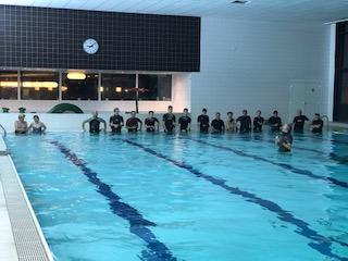 Meise Relax Divers zwembad De Wauwer duiklessen