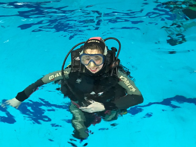 Meise duikclub kinderen